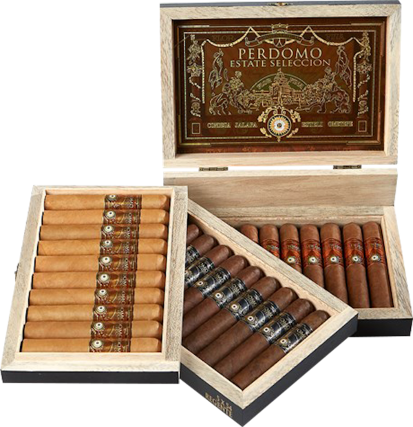 Perdomo Estate Seleccion Vintage Collection Regente Robusto